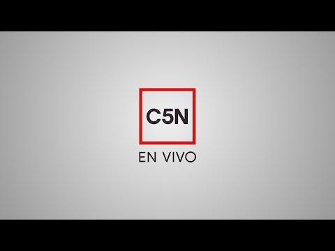 Mirá C5N en VIVO