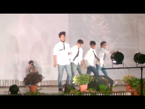 SHAPE OF YOU(ED SHEERAN) BY IIT ROORKEE STUDENTS