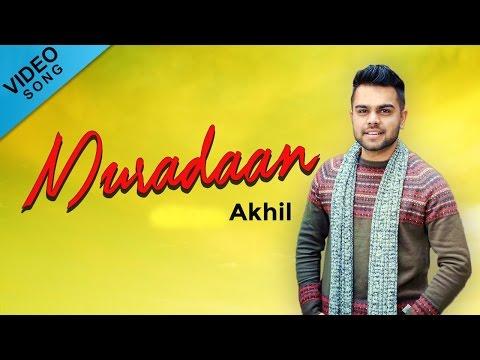 Muradaan    Akhil    Latest Punjabi Song    New Love song    Dream Studio