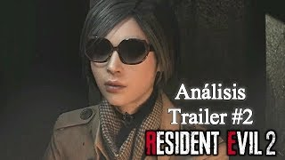 Resident Evil 2 Remake nos muestra a Ada Wong [Análisis Trailer #2]
