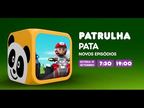 Canal Panda - Patrulha Pata (Estreia 2ª Temporada - 19 Setembro)