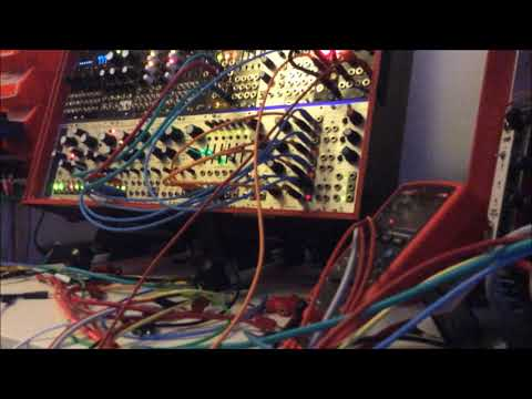 """Mutable Instruments Tides 2018 - """"Different Frequencies"""" Drone"""