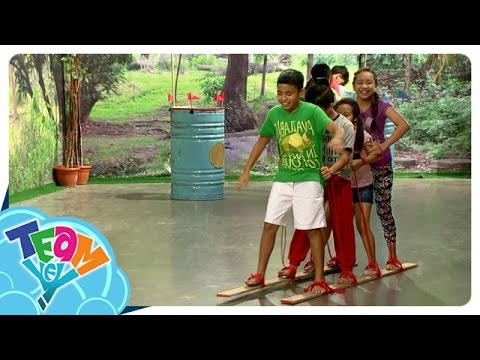 Sunday Funday: Karera Kadang-Kadang | Team Yey Season 2