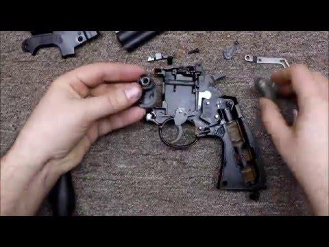 TearDown - Crosman 357  177 CO2 Air Pellet Revolver