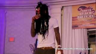 "Battioke 2013 - Udonis Haslem sings ""Mary Jane"" by Rick James"