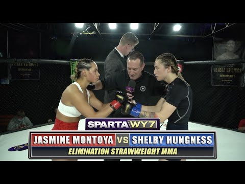 Sparta WY7: Jasmine Montoya v Shelby Hungness