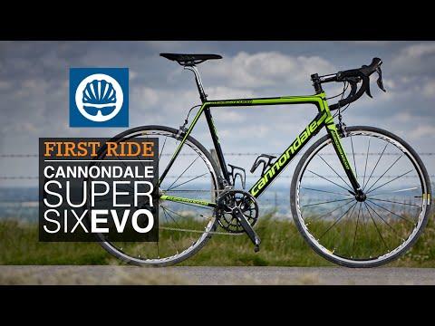 Cannondale SuperSix EVO Hi-MOD Ultegra 2016: First Ride