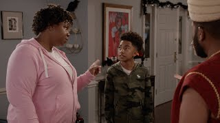 Jack Gets Caught Vandalizing the Principal's House - black-ish