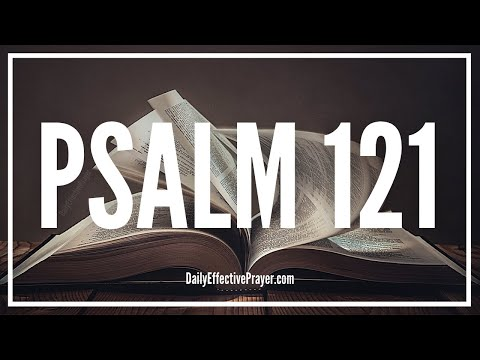 My Help Comes From The Lord - Psalm 121 (Audio Bible)