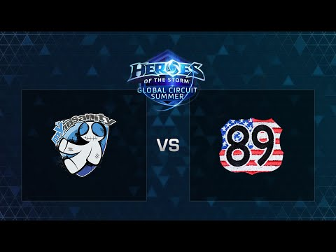HOTS - mYinsanity vs TEH89 - Game 2 - Group A - Europe Summer Regional
