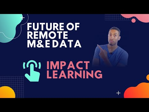 Future Of Data Collection & Impact Learning In Monitoring And Evaluation 🟢 Social Impact Measurement