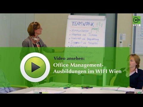 Ausbildungen Office Management im WIFI Wien
