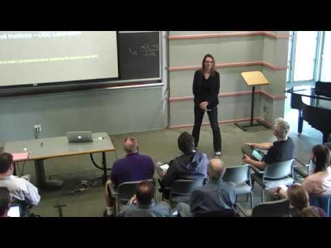 Lisa Barsotti: Gravitational Wave Detection with Ligo