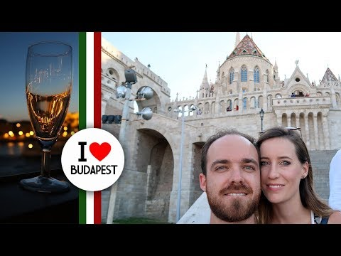 You need to see Budapest, HUNGARY