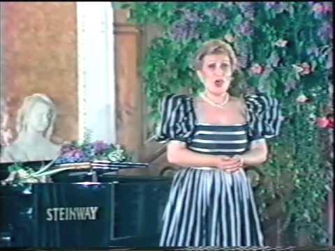Seta Del Grande sings Verdi - Don Carlos - Tu che le vanità