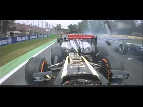 Highlights season 2013 Formula 1 summary
