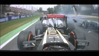 Highlights season 2013 Formula 1 summary