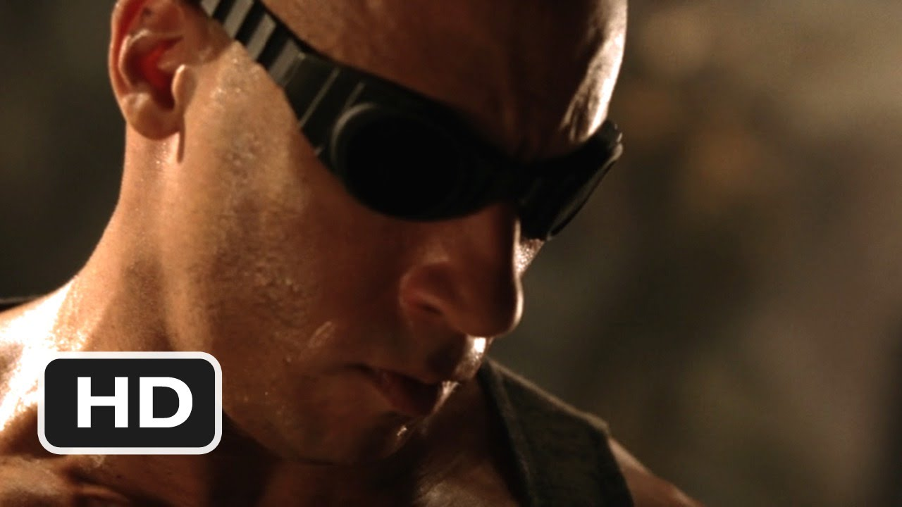 Download The Chronicles of Riddick - Welcome to Crematoria Scene (4/10) | Movieclips