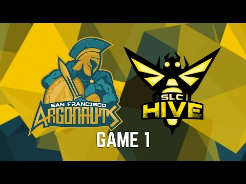 San Francisco Argonauts vs. Salt Lake City Hive - Game 1