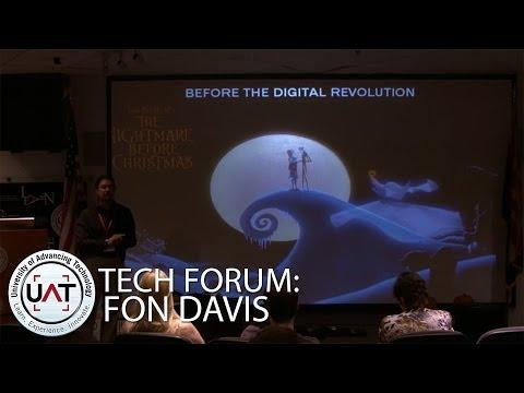 Tech Forum: Fon Davis
