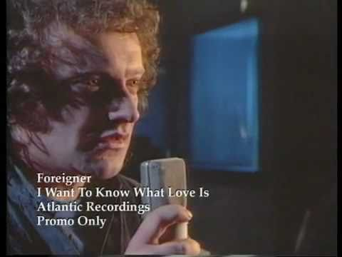 Foreigner - I Want To Know What Love Is (Chords)