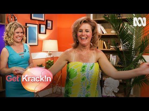 Get Krackin: Klothes Rack - Sarong