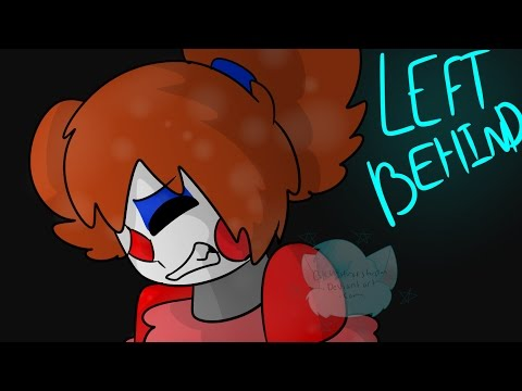 Left behind DA GAMES Fnaf Animation