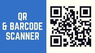 QR and Barcode Scanner | Android Tutorial