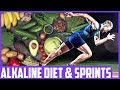 Does An Alkaline Diet Improve Sprint Performance?