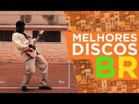 TOP 10 - MELHORES DISCOS BRASILEIROS DE 2018