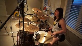 Melissa Lee - Dogs Eating Dogs - blink-182 (Drum Cover)