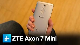 ZTE Axon 7 Mini Smartphone – Hands On Review