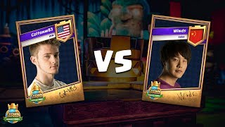 CCGS World Finals Round 1 - Coltonw83 vs Winds