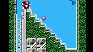 Mega Man 3 - Top Man Stage - Vizzed.com GamePlay - User video