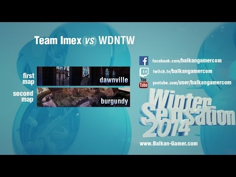 Team Imex vs WDNTW / Winter Sensation 2014