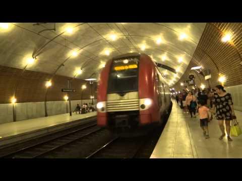 Monaco - Gare de Monaco-Monte-Carlo HD (2015)