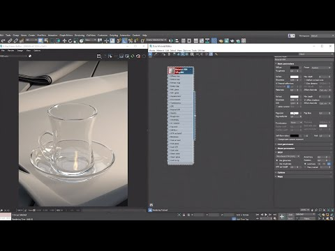 V-Ray for 3ds Max — How to Make Glass