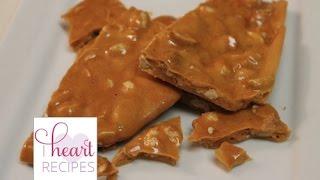 Peanut Brittle Recipe | I Heart Recipes