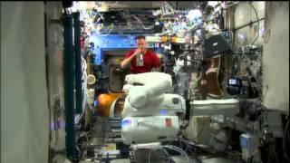 Space Station Live: April 25, 2013