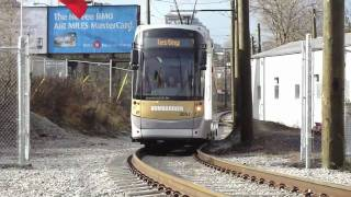 Bombardier Flexity Streetcar in Vancouver - First Look!