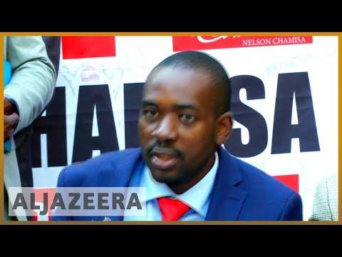 🇿🇼 Zimbabwe: Chamisa rejects Mnangagwa's poll win, vows legal action   Al Jazeera English