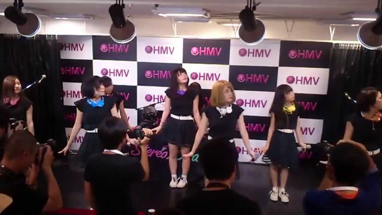 2015.08.08Stereo Osaka HMV三宮VIVRE 2部定点 音悪い Edge Dub Monkeyz - YouTube