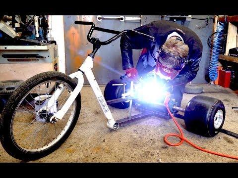 Making a 20,000 WATT Electric Drift Trike