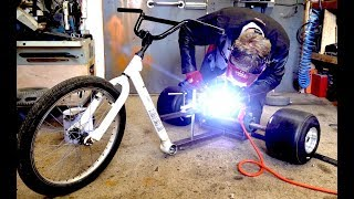 Download Making a 20,000 WATT Electric Drift Trike Mp3 and Videos