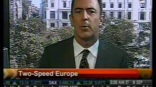 Two-Speed Europe - Bloomberg