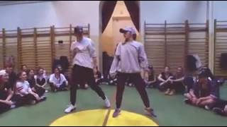 """Mek It Bunx"" choreography by Mate Palinkas ft. Lilla Radoci"