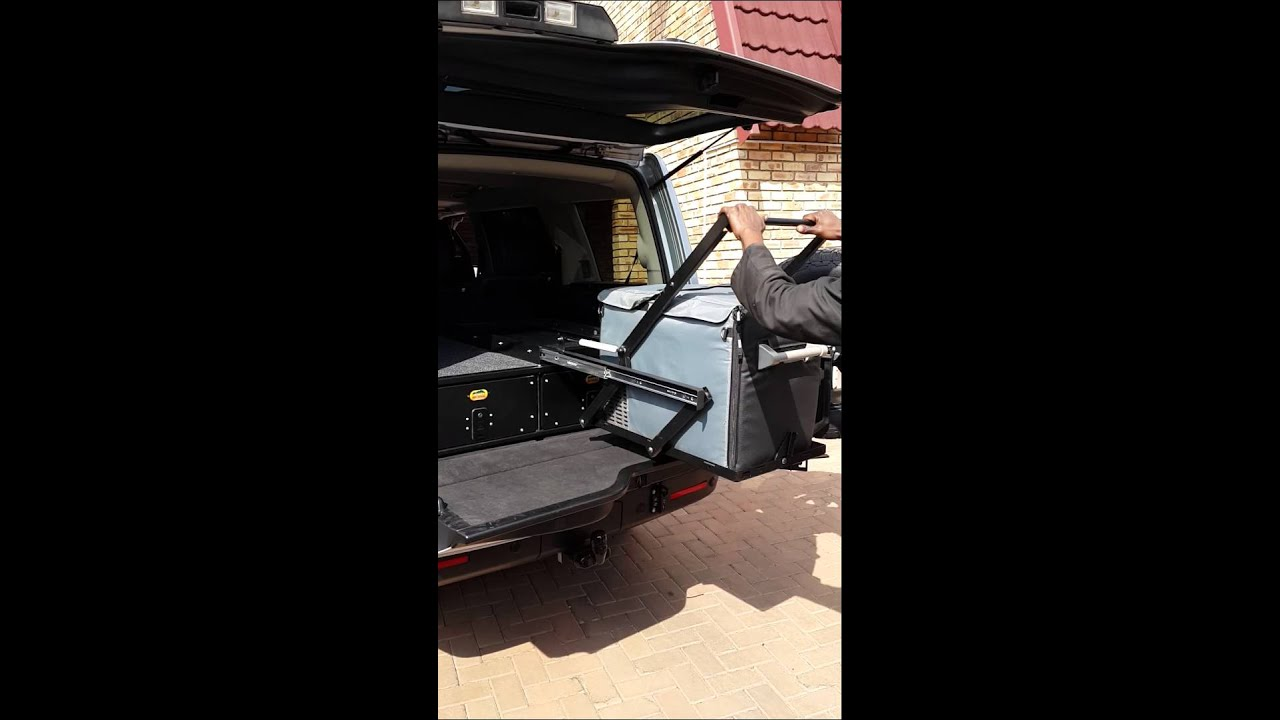 Land Rover Discovery 3 And 4 Drawer System And New Quot Drop