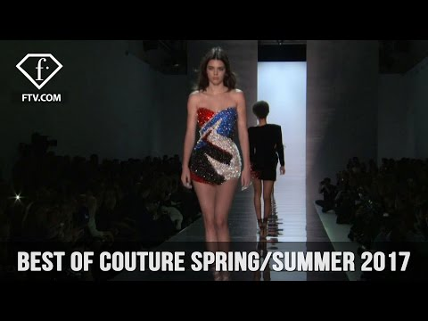 Best Of Couture S/S 2017 | FashionTV