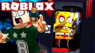 L'ASCENSEUR DE THE CARE IN ROBLOX Roblox The Horror Elevator espagnol