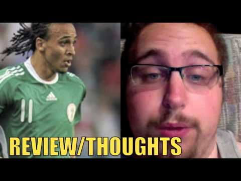 Peter Odemwingie Amazing Goal! 1-0 Nigeria vs Bosnia Goal Highlights World Cup 21/06/14 Thoughts